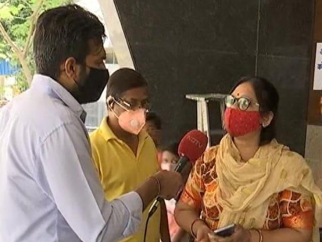 Video : Uttar Pradesh: 8,490 Covid Cases On Thursday