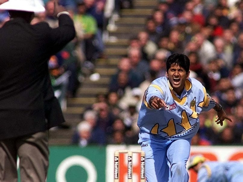 Venkatesh Prasad Responds To Journalist On
