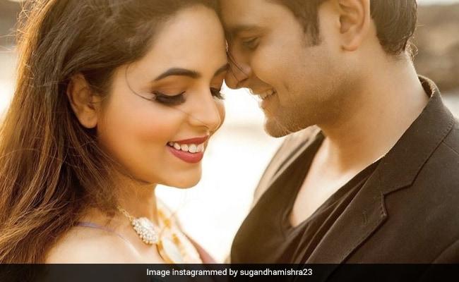The Kapil Sharma Show Star Sugandha Mishra Gets Engaged To Sanket Bhosale