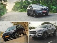 Citroën C5 Aircross vs Jeep Compass vs Hyundai Tucson: Price Comparison