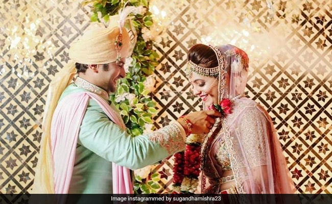 Comedian Sugandha Mishra FIR Lodge For Violating Covid Rules At Her Wedding