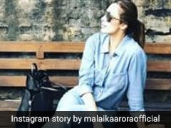 Malaika Arora's Denim-On-Denim Look Is About To Be The Next Big Summer 2021 Fashion Trend