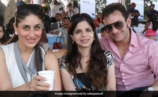 'Diva' Kareena Kapoor And 'Dude' Saif Ali Khan In Rare Throwback Pics