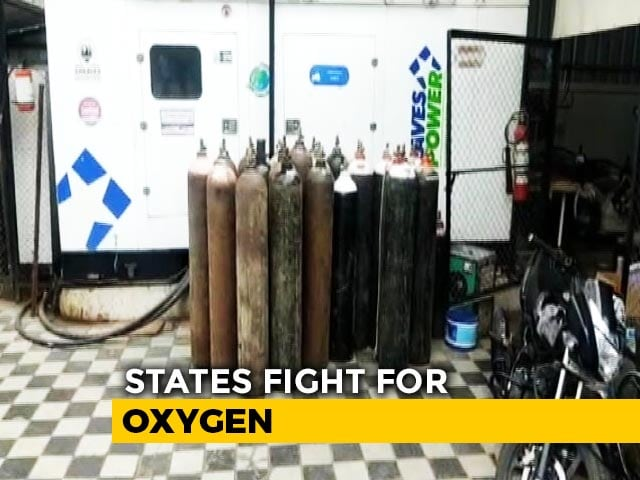 Video : Delhi High Court Questions Centre on Oxygen Crisis
