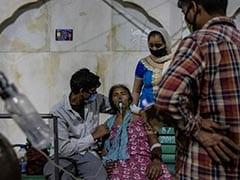 Jumlah kasus baru COVID-19 tertinggi yang terdaftar di India dalam satu hari, 2.812 kematian akibat virus corona dalam 24 jam terakhir