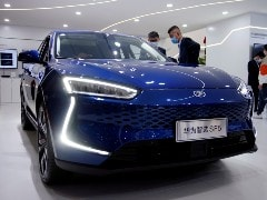 Huawei Deepens Dive Into EVs, Seeks Control Of Small Automaker: Report