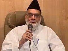 कोरोना वायरस अब ज्यादा खतरनाक, मास्क पहनें; फासले से नमाज अदा करें : शाही इमाम
