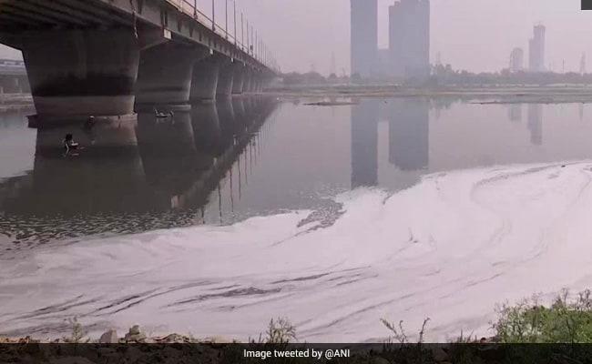 Delhi Pollution Body Bans Substandard Soaps To Curb Yamuna Pollution