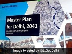Delhi Development Authority Gives Preliminary Nod To Delhi Master Plan-2041