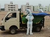 Video : Garbage Van Ferries Covid Patients' Bodies To Chhattisgarh Crematorium