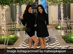 Shanaya Kapoor And Maheep Kapoor Are The Most Fabulous And Fashionable Mother And Daughter