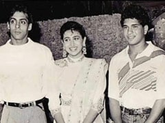 In Karisma Kapoor's Birthday Wish For Sachin Tendulkar, Special Appearance By Salman Khan