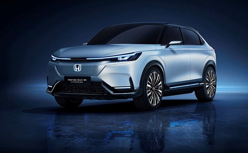2021 Auto Shanghai: Honda e:prototype SUV Makes World Debut