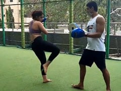 For Ira Khan And Boyfriend Nupur Shikhare, What Started Off As Kick-Boxing Ended In A Hug