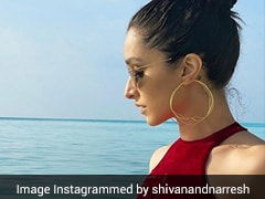 Move Over Red Velvet Cake When You've Got Shraddha Kapoor's Red Velvet Bikini