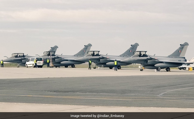 India Has Received 26 Rafale Aircraft Till Date, Says Government