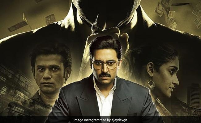 The Big Bull Review: Abhishek Bachchan-Led Cast Struggles In Baffling Blob Of A Movie