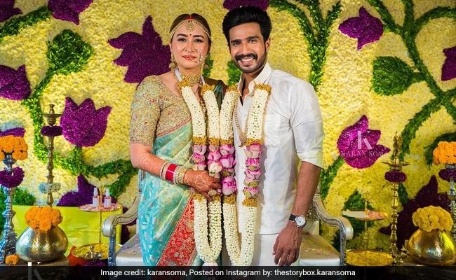 Vishnu Vishal And Jwala Gutta Are Mr And Mrs Now. See Wedding Pics