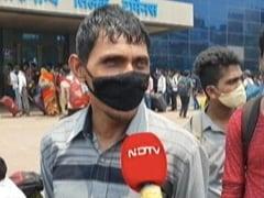 प्रवासी मजदूरों को मुंबई फिर पराई लगने लगी, लॉकडाउन के डर से पलायन शुरू