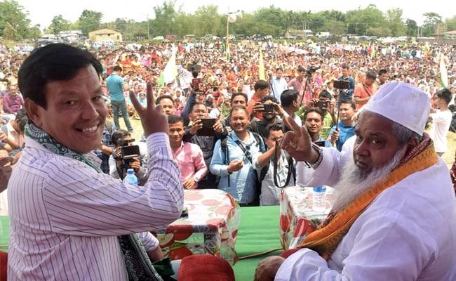 असम में आठ प्रत्याशी 1 लाख से भी ज्यादा वोटों से जीते, अजमल की पार्टी AIUDF ने दिया 100% रिजल्ट, सबसे कम मतों से जीत Congress के नाम