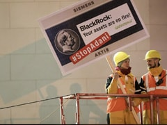 SBI Under Pressure Over Loan To Controversial Adani Mine