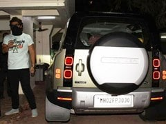 Actor Arjun Kapoor Brings Home A Brand New Land Rover Defender SUV
