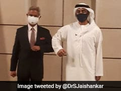 S Jaishankar In Abu Dhabi, To Discuss Bilateral Economic Cooperation With UAE Counterpart