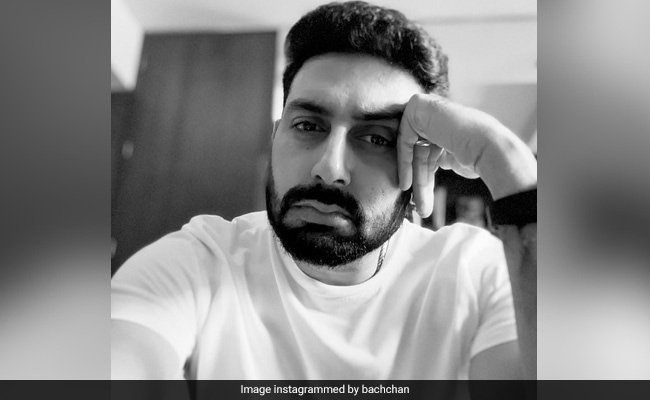 """Abhishek Bachchan Tweeted Hugs. Then Someone Said He Should """"Do More"""" – His Reply"""