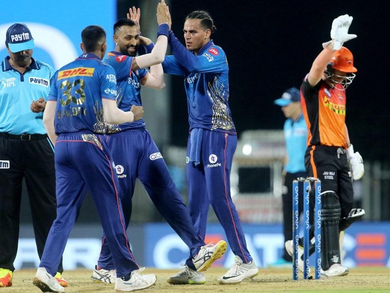 MI vs SRH IPL 2021 Highlights: Rahul Chahar, Trent Boult Fire Mumbai Indians To 13-Run Win Over SunRisers Hyderabad
