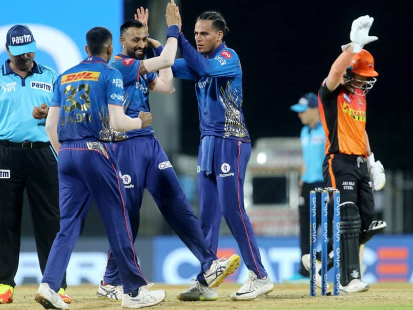 MI vs SRH IPL 2021 Highlights: Rahul Chahar, Trent Boult Fire Mumbai Indians To 13-Run Win Over SunRisers Hyderabad