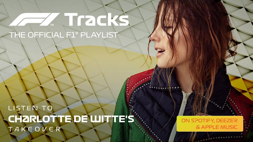 Charlotte De Witte menampilkan album barunya di sirkuit Mugello milik Ferrari