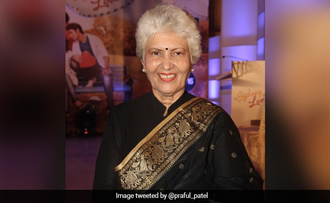 Veteran Actress Shashikala, Best Known For Gumrah And Aarti, Dies At 88