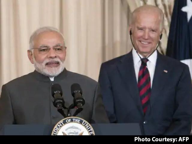 "Video : ""Fruitful Conversation"": PM Modi, Biden Discuss Covid, Help To India"