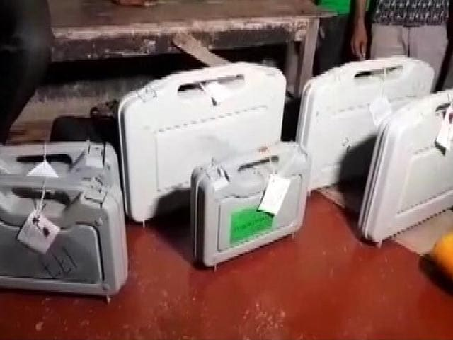 Video : Poll Officer Sleeps Over At Trinamool Leader's Home With EVM, Suspended