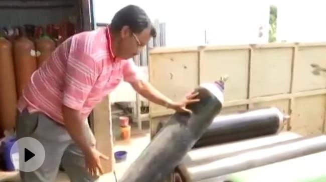 Government will import medical oxygen – कोरोना : 50 हजार मीट्रिक टन ऑक्सीजन का आयात करेगी केंद्र सरकार वीडियो – हिन्दी न्यूज़ वीडियो एनडीटीवी ख़बर