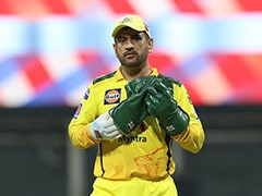 "IPL 2021: ""Makes Me Feel Very Old,"" Says MS Dhoni After Win In His 200th Match For CSK"