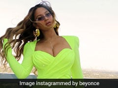 Beyonce Casts Monochrome Magic On Us With Her Sassy Neon Touch