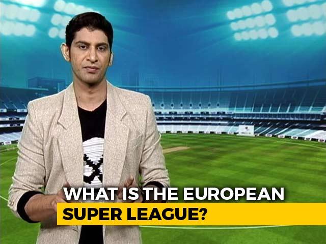 Video : The 'European Super League' Controversy