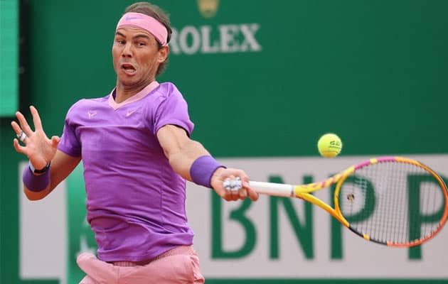 Nadals Bid For 12th Monte Carlo Title Ended By Rublev In Quarter-Final