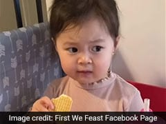 Cuteness Alert : Adorable Kid Asking Daddy To Wait For 'Coffee' Melts Internet