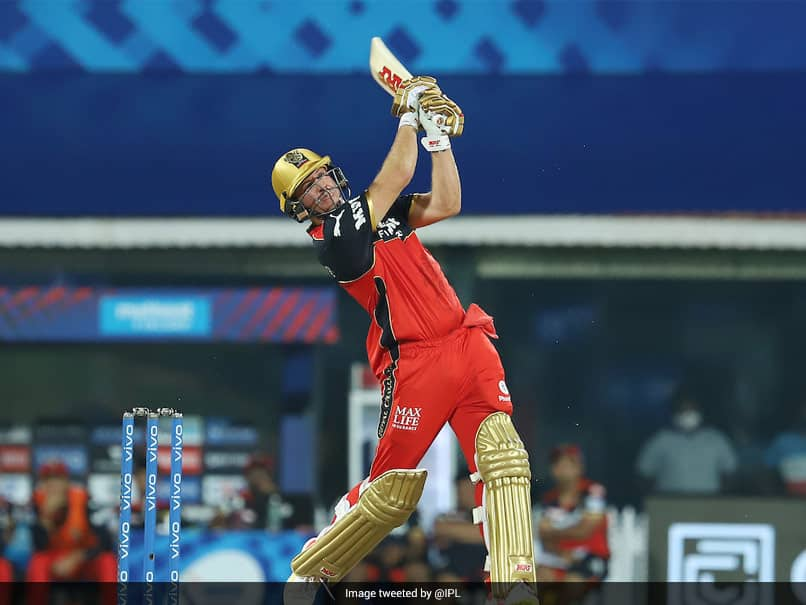 IPL 2021: AB De Villiers, Harshal Patel The Stars As RCB Edge MI In Last-Ball Thriller
