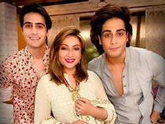 "Actress Urvashi Dholakia, 41, Says Her Twin Sons Want Her To ""Get Married"" Again"