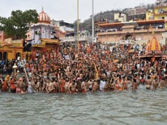 """Unfair To Call Kumbh Mela Covid """"Super-Spreader"""", Says Top Official"""