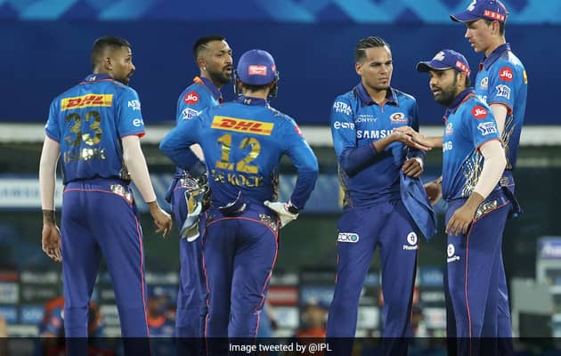 IPL 2021: Mumbai Indians Beat Kolkata Knight Riders By 10 Runs