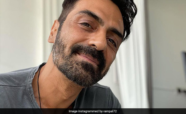 """Arjun Rampal, """"Free Of COVID"""" now, tells how he """"recovered so quickly"""""""