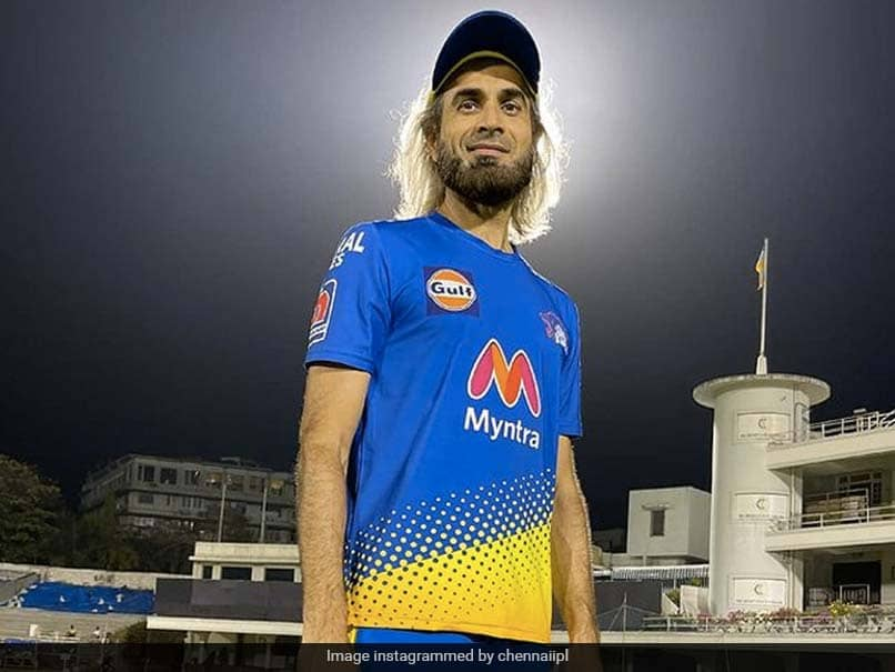"""IPL 2021: CSK Fans Are Loving Imran Tahirs New """"Lion"""" Hairdo. What About You? Watch"""