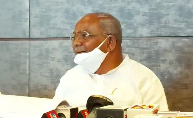 Karnataka Minister Asks Farmer To 'Go Die', Then A Bizarre Defence