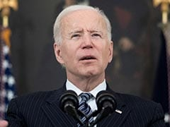 "Joe Biden Backs Japanese PM On Holding ""Safe And Secure"" Olympic Games"