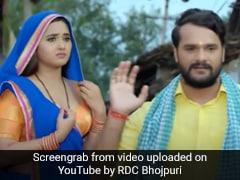 Litti Chokha Trailer: खेसारी लाल यादव की फिल्म 'लिट्टी चोखा' का ट्रेलर रिलीज, खूब जमी काजल संग जोड़ी