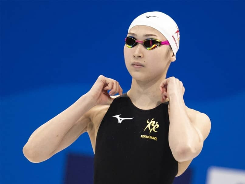 Japan Swimmer Rikako Ikee Misses Individual Olympic Spot Despite Clean Sweep